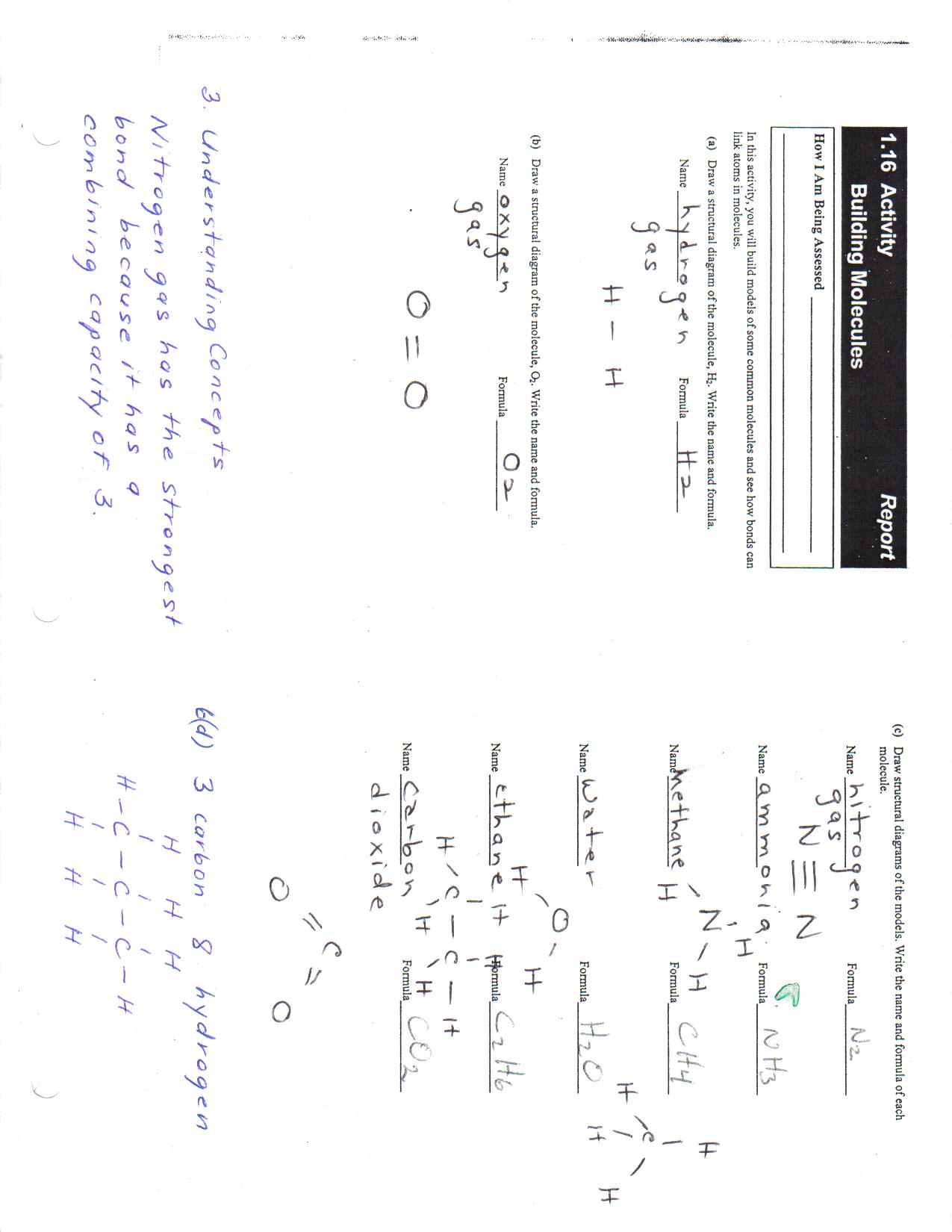 ... Equations Worksheet Answers. on chemistry unit 6 worksheet 2 answers