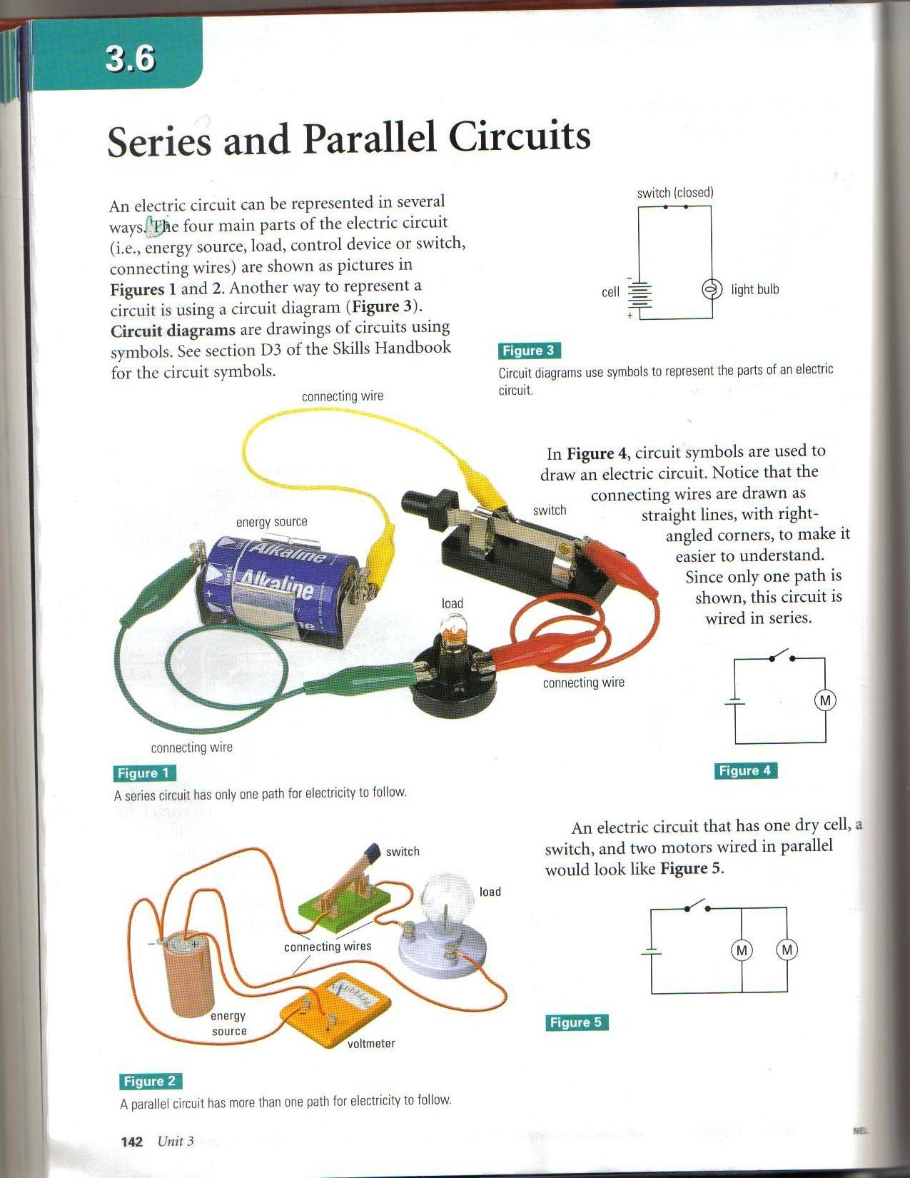 Toxic Science A Circuit Is 36 Note